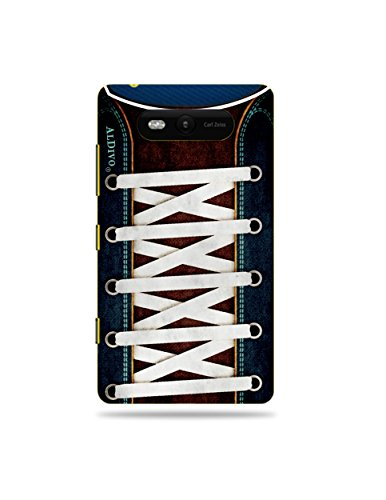 alDivo Premium Quality Printed Mobile Back Cover For Nokia Lumia 820 / Nokia Lumia 820 Back Case Cover (MKD266)