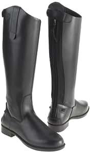 Just Togs Chatham Bottes d'équitation en cuir Noir 36 EU (3 UK)