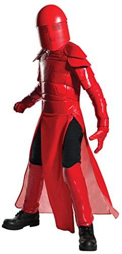 Star Wars: The Last Jedi Praetorian Guard Super Deluxe Child Costume, Medium