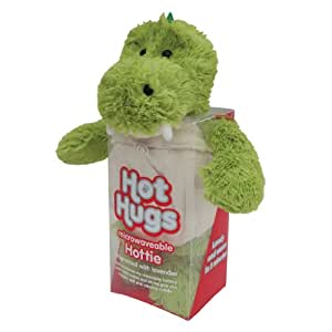 Aroma Home Microwaveable Dinosaur Hot Hug