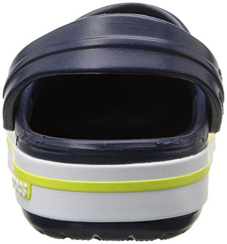 Unisex Agrumi navy Blu Zanne Scarpe Crocband S0XTnn4