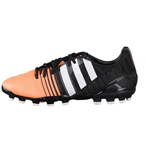 bianco Flash nero Uomo arancio Per Adidas Calcio Arancio Scarpe Multicolor Nero Da Bianco xnqzgBv