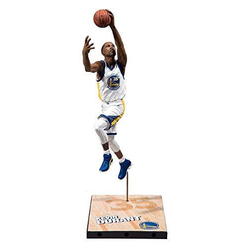 edc7fab2d6507 McFarlane NBA 2K19 Action Figure Series 1 Kevin Durant (Golden State  Warriors) 15 cm Toys
