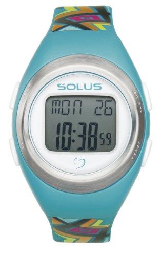 Bernex SL-800-009 - Reloj digital unisex de plástico Resistente al agua