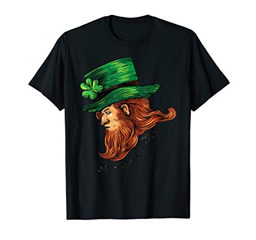 St. Patricks Day Kostüm Shirts Geschenkidee TShirt (All Saints Kostüm)