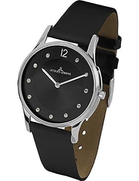 Jacques Lemans Damen-Armbanduhr 1-1851K