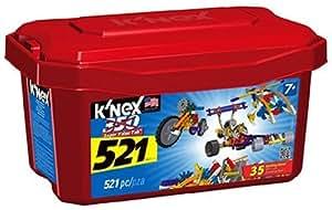Knex Limited Partnership Group 12575 Building Set, 521-Pc. by Knex Limited Partnership Group