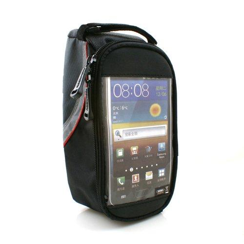 System-S Fahrrad Halter Schutzhülle Tasche spritzwassergeschützte Fahrradhalterung für 5,3