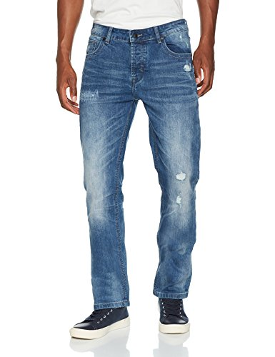 Brandit Herren Slim Jeans Blau (Denim Blue 62)