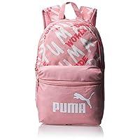 PUMA Girls Small Backpack, Pink - 075488