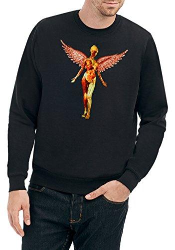 Utero Sweater Black Certified Freak-XL