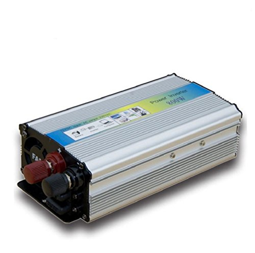 Transformer Car Power Inverter Wechselrichter 800W DC 24V bis AC 220V Spannung Konverter Zigarettenanzünder USB KFZ Ladegerät (Jump Starter-pumpe)