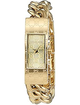 Michael Kors Damen-Armbanduhr Analog Quarz Edelstahl MK3306