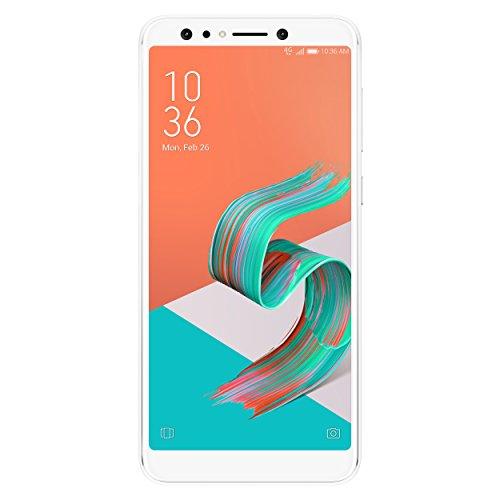 Asus Zenfone 5 Lite Smartphone da 64 GB, 5.9 Pollici, Moonlight White