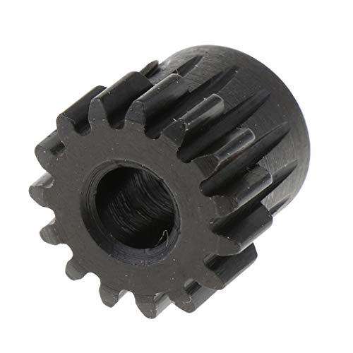 Zähne 5mm Ritzel Motor Zahnrad für Traxxas Slash 4x4 1/10 RC Trucks ()