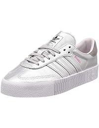 Adidas Adidas Silber Schuhe Adidas Schuhe Silber Glitzer