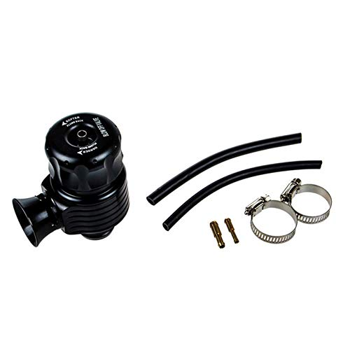 Auto Racing Car DEBLOQUE en Alliage d'aluminium de 25 mm Blow Off Valve Diesel Haut de Gamme Dump Valve Kits BOV