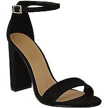 suchergebnis auf f r schwarze sandalen mit. Black Bedroom Furniture Sets. Home Design Ideas