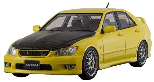 MARK43 1 / 43 Toyota Altezza RS 200 (custom version) super bright light yellow - Toyota Altezza