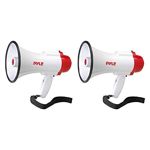 l Horn mit Sirene und Voice Recorder, 2Pack | PMP35R ()