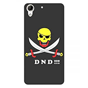 Happoz HTC Desire 728 Cases Back Cover Mobile Pouches Shell Hard Plastic Graphic Armour Premium Printed Designer Cartoon Girl 3D Funky Fancy Slim Graffiti Imported Cute Colurful Stylish Boys D398