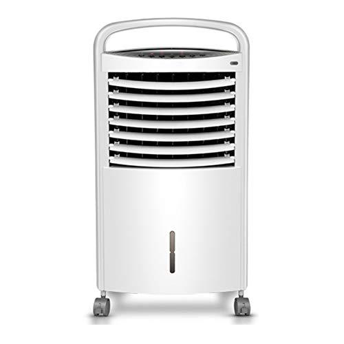HAIPENG Mobile Tragbare Klimaanlage Klimagerät Luftkühler 3 In 1 Lüfter Handy, Mobiltelefon Kühlung Luftbefeuchter Mini Fernbedienung 7h Timer, 55W, 380m³/h