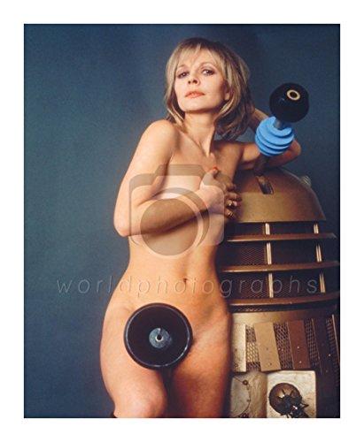 Doctor Who (TV) Naked Dalek Katy Manning 10x8 Photo