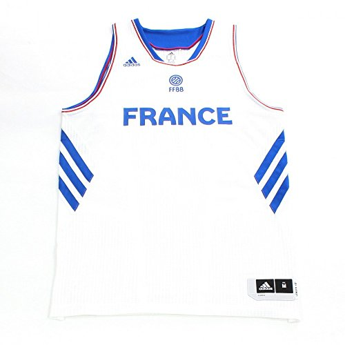 Maillot Basket France Officiel ADIDAS PERFORMANCE