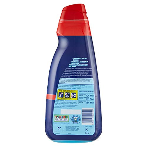 finish all in 1 max powergel detersivo