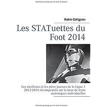 Les statuettes du foot 2014 : Les meilleurs et les pires joueurs de la Ligue-1, 2013-2014 récompensés sur la base de leurs statistiques individuelles