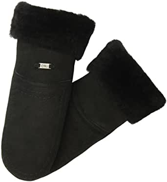 Emu Australia Women's Otways Mittens Black X-Small/Small