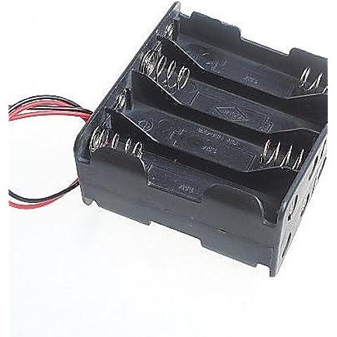 DNGY*8 confezioni 5 Scatola batteria 3V Duplex scatola