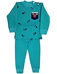 CAMEY Kids Night Suit Regular Comfort Fit Full Sleeves with Inside Fur
