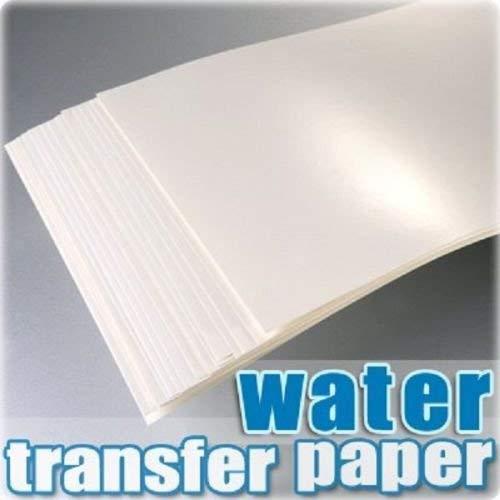 Amz - Druckerpapier,speziell für Abziehbilder, A4-Format, 20Blatt