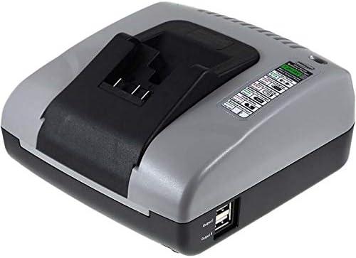 Caricabatteria Caricabatteria Caricabatteria Powery con USB per smerigliatrice ad angolo DEWALT DCG 412 N   Stravagante    moderno    Acquista  e8688c