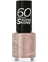 Rimmel London 60Sekunden Super Shine Nagellack, 8ml