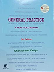 General Practice a Practical Manual with CD 5Ed (PB 2019)