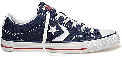 Converse Star Player Adulte Core Canvas Ox - Zapatillas deportivas, unisex