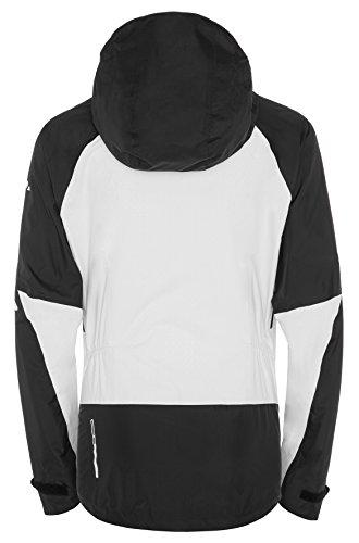 VAUDE women's cassons jacket veste Noir - noir