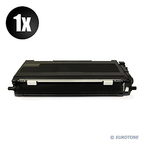 1x Eurotone Toner für Ricoh SP1200sf SP1210n ersetzt 406837 TYPE1200E Black