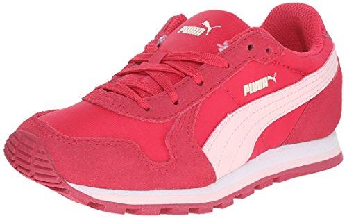 Puma ST Runner NL Jr Jugend Wildleder Turnschuhe Pink