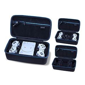 Sony PlayStation Classic Tasche, Supremery Tragetasche Case Schutz-Hülle Etui