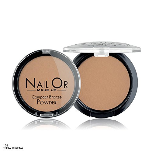 'Nail OR Make Up Terra Bräunung Finish matt