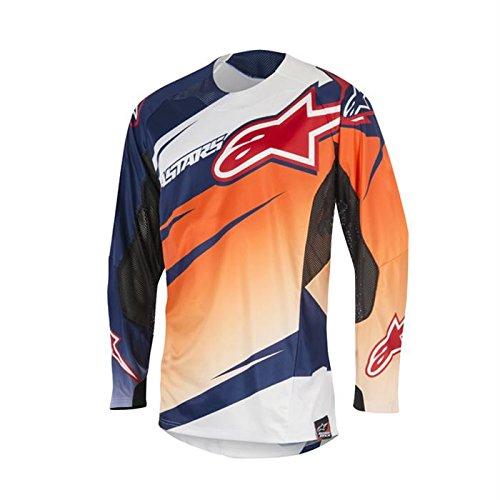 Alpinestars Jersey Techstar Venom Orange Gr. L