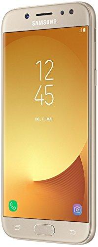 Samsung Galaxy J5 (2017) SM J530F SIM doble 4G 16GB Oro   Smartphone (13 2 cm (5.2