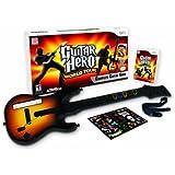 "Pack ""Guitar Hero: World Tour"" con Guitarra [Nintendo Wii] [Producto Importado]"