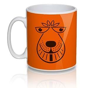 Spacehopper 1970's 80's retro - Tea Cup Coffee Mug - Funny Gift