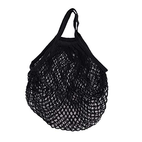 Storage Bags - 9colors Reusable String Shopping Grocery Bag Shopper Tote Mesh Net Woven Cotton - Pockets Women Bags Shower Natural Long Cotton Storage Small Beach Handbag Large Toys Tote Ha -