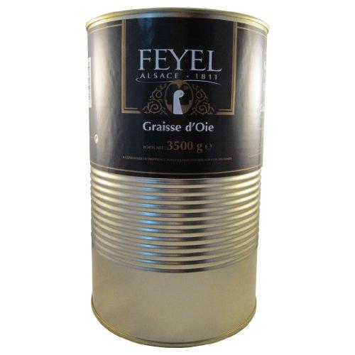 Feyel Gänsefett 3500g Dose