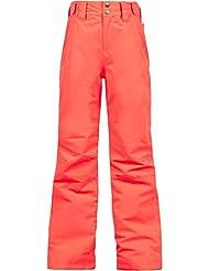 Pantalon De Snow Para Niña Protest Jackie 16 Cool Anaranjado (12 Años De Edad , Anaranjado)